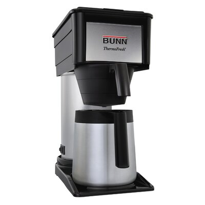 Bunn BTX 10-Cup ThermoFresh Home Coffee Brewer