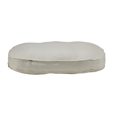 Designer Oval Dog Pillow
