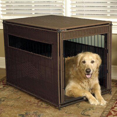 Mr. Herzher's Pet Residence in Dark Brown