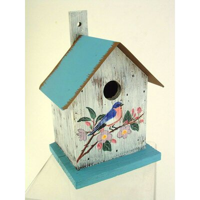 Adventure Marketing Bluebird Bird House