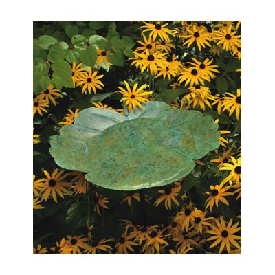 Greenleaf Birdbath