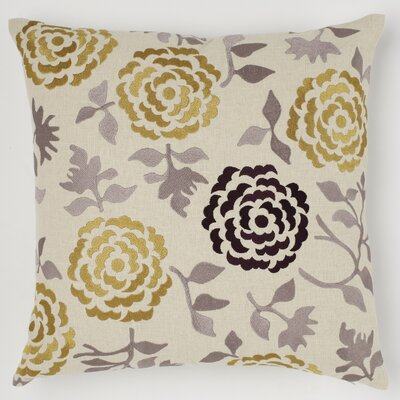 emma at home by Emma Gardner Wallflower Linen Pillow