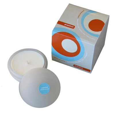 emma at home by Emma Gardner Grapefruit Soy Jar Candle