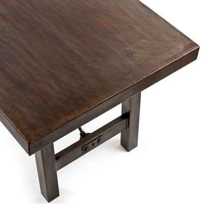 Wildon Home ® Iron Dining Table