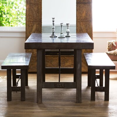 CG Sparks Turnbuckle 3 Piece Dining Set