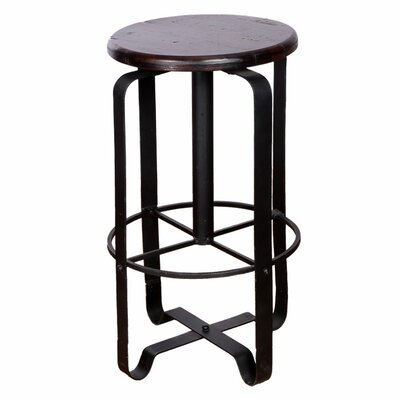"Wildon Home ® Bandhavgarh 26"" Adjustable Bar Stool"