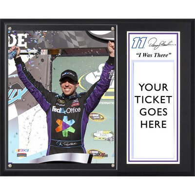 NASCAR Denny Hamlin 2012 Subway Fresh Fit 500 Winner