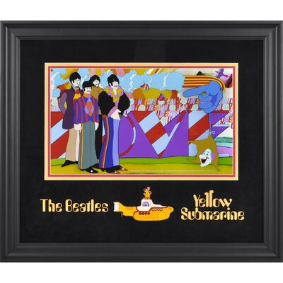 "Mounted Memories The Beatles ""Yellow Submarine"" Limited Edition Framed Presentation"