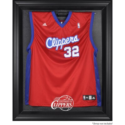 Mounted Memories NBA Logo Jersey Display Case