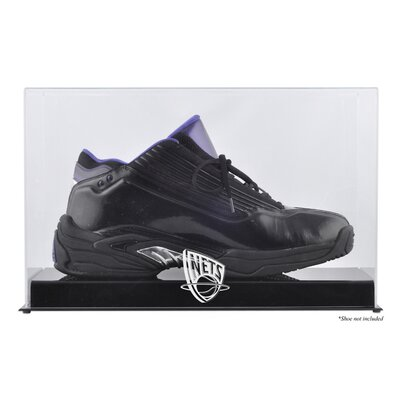 Mounted Memories NBA Logo Basketball Shoe Display Case