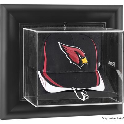 NFL Wall Mounted Cap Logo Display Case