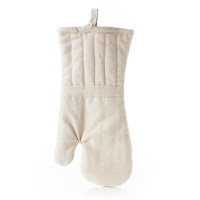 Natural Home Organic Cotton Oven Mitt