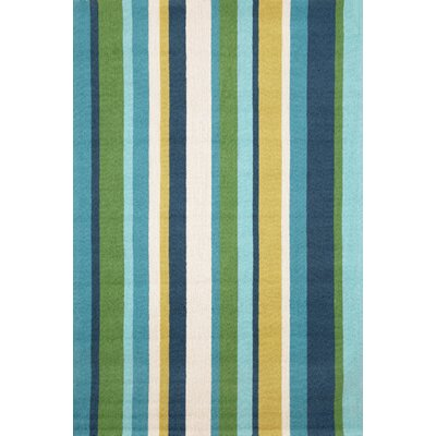 Liora Manne Newport Seaside Vertical Stripe Rug