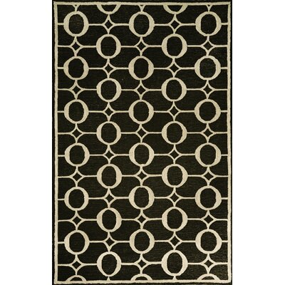 Liora Manne Spello Arabesque Midnight Outdoor Rug