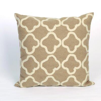 Liora Manne Visions II Crochet Tile Pillow
