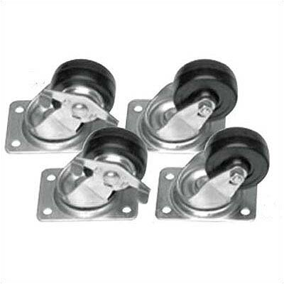 "Raxxess CASTER/CM - set of four 4"" casters"