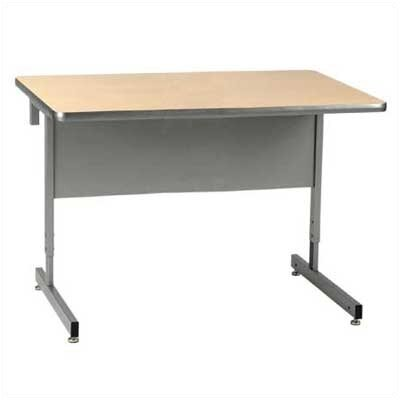Raxxess Config-u-raxx straight center desks