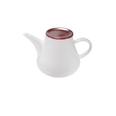 Kahla Five Senses Ruby 1.5 Liter Coffee / Tea Pot