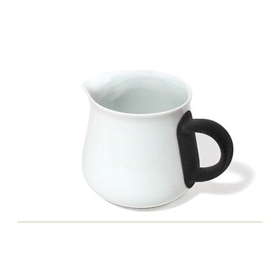 KAHLA Five Senses Touch! Black 10 Oz Pitcher