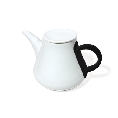 KAHLA Five Senses Touch! Black 1.5 Liter Coffee / Tea Pot