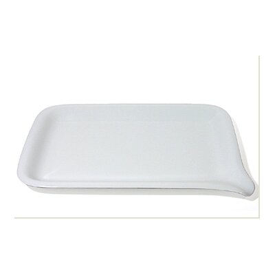 "KAHLA Five Senses White 14.5"" Oven Platter"