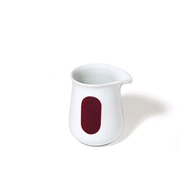 KAHLA Five Senses Touch! Red Milk Jug