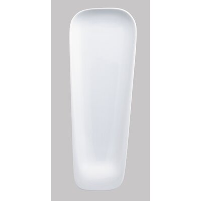 """KAHLA Elixyr White 15.75"""" Platter"""