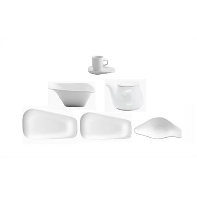 KAHLA Elixyr White Dinnerware Set