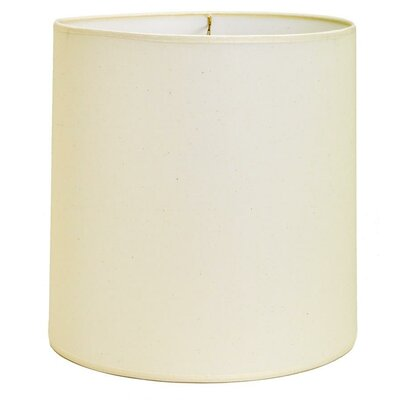Deran Lamp Shades Hard Back Linen Drum Shade