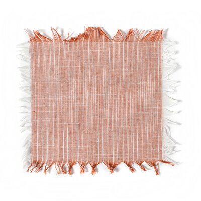 Couleur Nature Khadhi Cocktail Napkin (Set of 4)