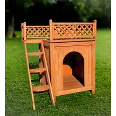 K-9 Kottage Dog House