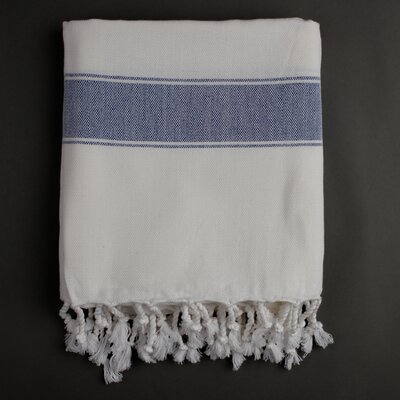 Nine Space Ayrika Natural Cotton Fouta Towel