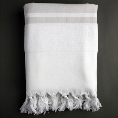 Soft Terry Fouta Bath Towel