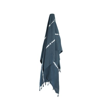 Nine Space Tie Dye Fouta Bath Towel