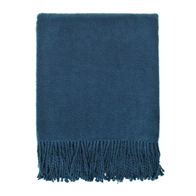 Nine Space Organic Cotton Throw