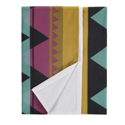 Nine Space Savanna Cotton Beach Towel