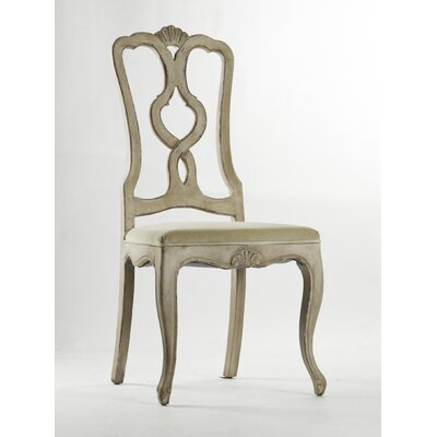 Zentique Inc. Monte Carlo Fabric Side Chair