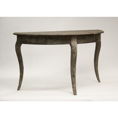 Zentique Inc. Maison Demi Lune Wall Console Table