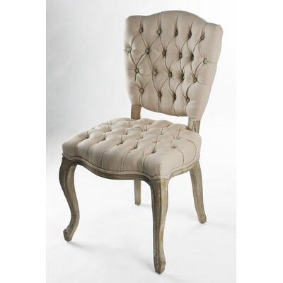 Piaf Fabric Side Chair
