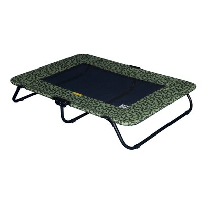 Pet Gear Designer Pet Cot in Sage Bone