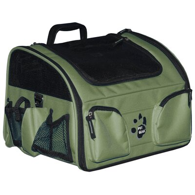 Ultimate Traveler 4-in-1 Pet Carrier in Sage
