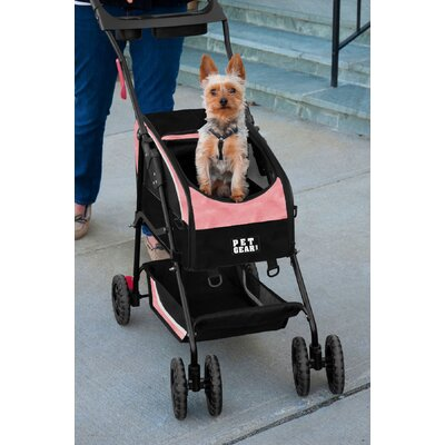 Pet Gear Two Tone Travel System Standard Pet Stroller