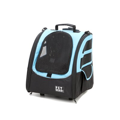 I-GO2 Traveler Pet Carrier in Ocean Blue