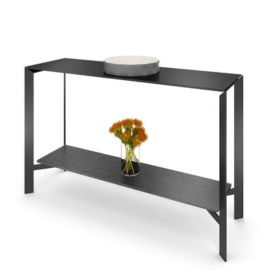 BDI USA Crease Console Table
