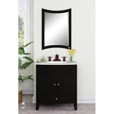 "Willow Creek Cabinets Sierra 30"" Vanity Set"