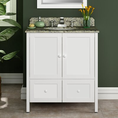 "Willow Creek Cabinets Shaker 30"" Vanity Set"