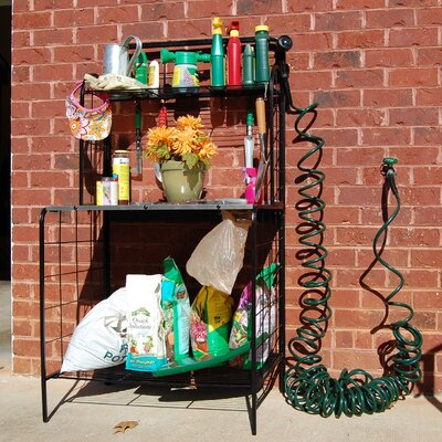 Griffith Creek Designs Potter's Planting Bench