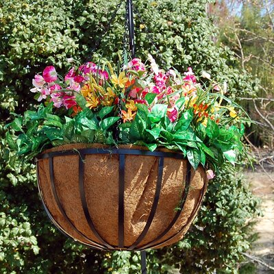 Griffith Creek Designs Newport Round Hanging Planter
