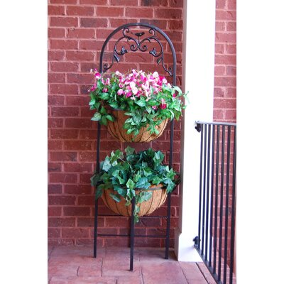 Griffith Creek Designs Carolina Honeysuckle Stand Planter