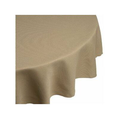 Round Cobblestone Tablecloth